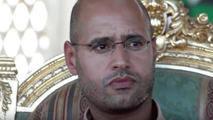 Syn Kadafiego na wolności. Uwolniła go lokalna grupa wojskowa