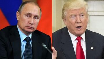 """14-11-2016 21:19 Rozmowa telefoniczna Putin-Trump. """"O wspólnej walce z terroryzmem"""""""