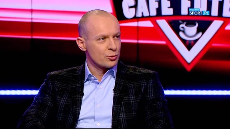Marciniak: Porównanie Lech - Lechia do PSG - Barcelona to nieporozumienie