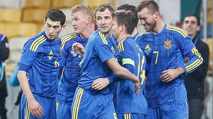 Euro 2016: Ukraińcy zagrają sparing z Rumunią