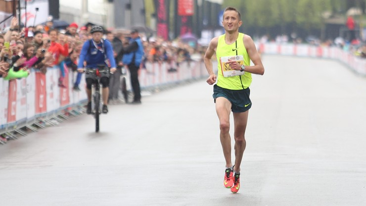 Maraton we Frankfurcie: Szost siódmy, Shegumo czternasty