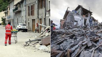 25-08-2016 05:48 Silne trzęsienie ziemi we Włoszech. Rośnie bilans ofiar