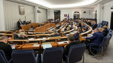 """04-11-2016 20:07 Senat: komisje negatywnie o poprawkach PO do ustawy """"Za życiem"""""""