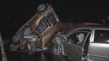 17-09-2016 09:47 Tragiczny wypadek w Wielkopolsce. Dwie osoby nie żyją