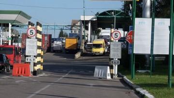 Ukraiński urzędnik cofnięty na granicy z Polską. Ambasador RP w Kijowie stawił się w ukraińskim MSZ