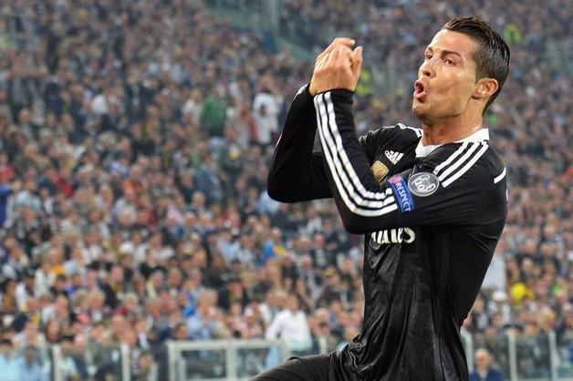 Piłkarska LM: Ronaldo najlepszym strzelcem w historii