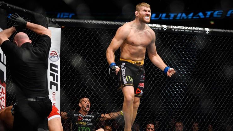 UFC 191: Błachowicz przegrał w kiepskim stylu
