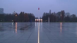 Warszawa: Plac Piłsudskiego jak poligon wojskowy
