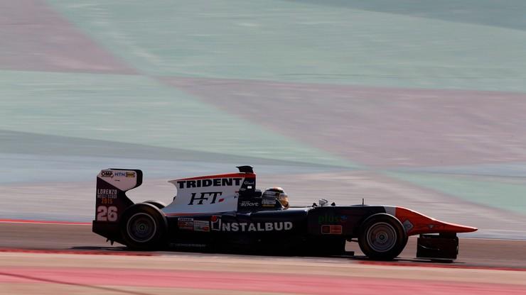 Szybki Janosz w Bahrajnie. Polak szósty w kwalifikacjach