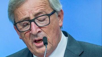 05-11-2016 17:23 Juncker przyznaje, że nałożenie sankcji za naruszanie zasad demokracji jest nierealne