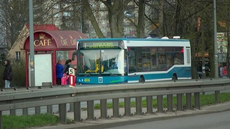 Kaszubskie komunikaty w wejherowskich autobusach