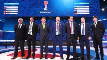 2016-11-26 Losowanie Pucharu Konfederacji FIFA: Chile grupowym rywalem Niemiec
