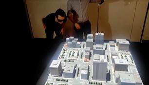 Stół holograficzny rodem z filmów science fiction. Kolejny przełom w technologii?