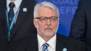 """24-03-2017 20:40 Waszczykowski dla """"Spiegla"""": wzywamy Europę do zachowania jedności"""