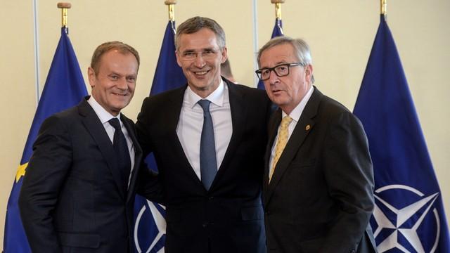Tusk: NATO i UE stoją w obliczu tych samych zagrożeń