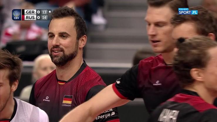 Grozer zakończył niesamowitą akcję w finale Eurovolley 2017!