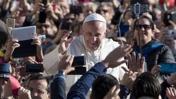 2016-10-22 Papież do Polaków: bądźcie wytrwali w wierze, nadziei i miłości