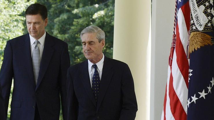 Były szef FBI zatwierdzony jako specjalny prokurator w śledztwie ws. ingerencji Rosjan w wybory prezydenckie w USA