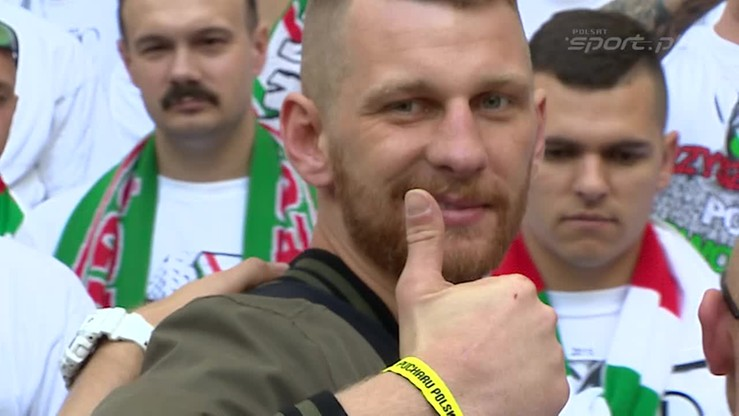 Andrzej Fonfara prowadzi doping Legii