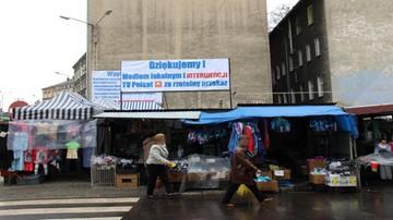 """11-04-2016 14:57 Bazar zostaje. Wałbrzych ustępuje, kupcy dziękują """"Interwencji"""""""