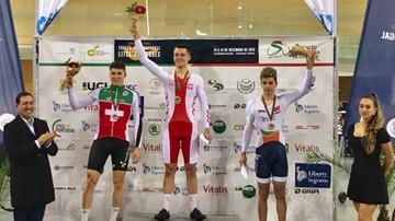 2016-12-18 Polscy kolarze torowi zdominowali zawody w Portugalii