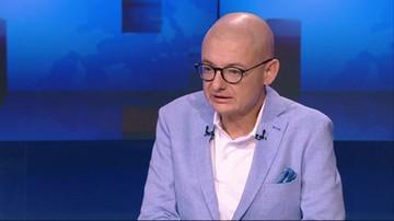 Historia zatacza koło. Frasyniuk znowu walczy o naszą wolność - Michał Kamiński w Polsat News.