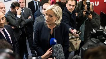 17-11-2016 19:47 Marine Le Pen: Jeśli Trump chce mnie poznać, ma mój numer telefonu