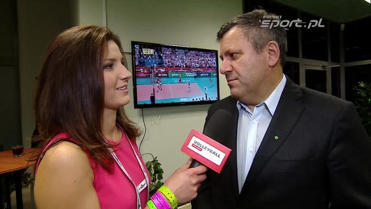 Janusz Piechociński: Kocham ten sport. Jak Polacy wychodzili, to serce rosło