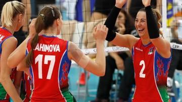2017-09-29 ME siatkarek: Azerki gładko rozprawiły się z Niemkami, trzeci błyskawiczny ćwierćfinał
