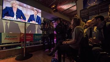 04-05-2017 20:35 Ojciec Le Pen uważa, że córka nie sprostała debacie telewizyjnej