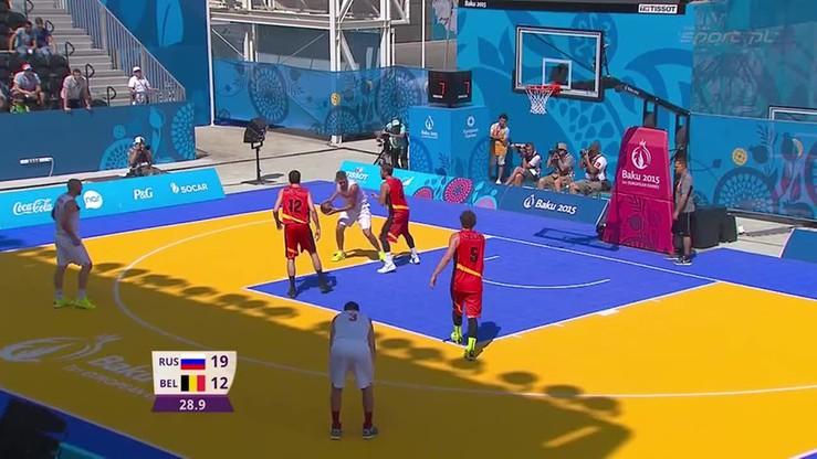 Poznaj koszykówkę 3x3