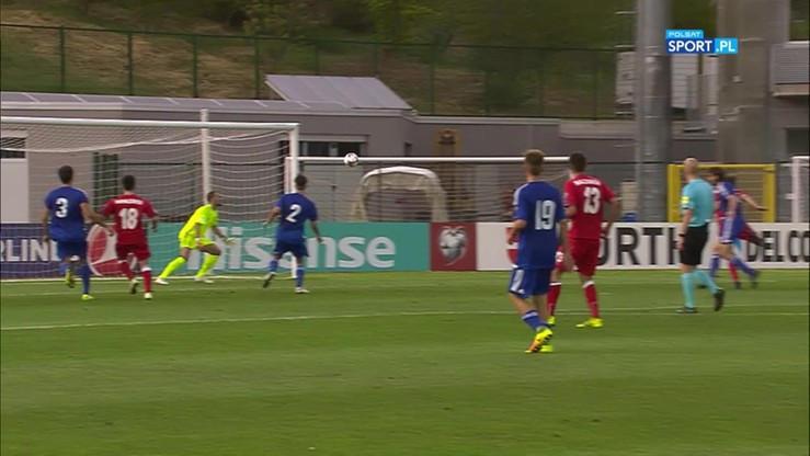 2016-09-04 San Marino - Azerbejdżan 0:1. Skrót meczu