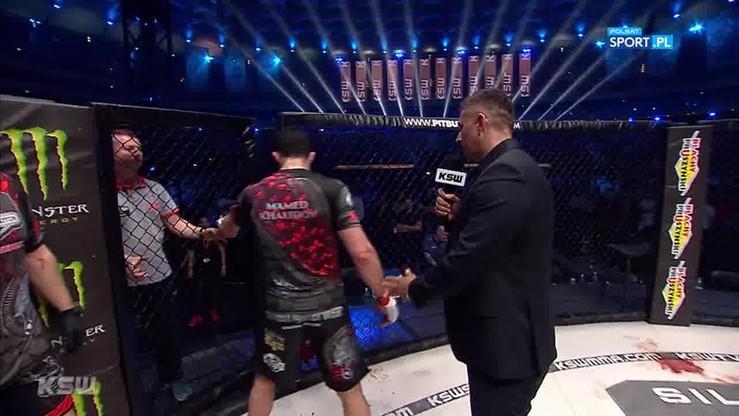 2017-05-28 Khalidov wygwizdany przez publiczność