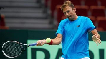 2016-06-19 ATP w Halle: Kubot przegrał w finale debla