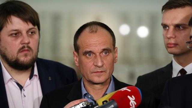 Rzecznik Kukiz'15 - decyzja KE to skandal