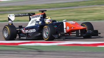 2015-11-25 Artur Janosz chce zakończyć sezon GP3 na podium w Abu Zabi