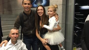19-10-2016 13:43 Piękny gest Ronaldo. Wzruszająca chwila po meczu Realu z Legią