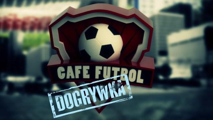 Dogrywka Cafe Futbol! Kliknij i oglądaj