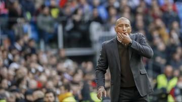 2017-03-07 Trener Malagi zwolniony po 10 meczach