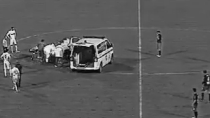 2016-05-06 Kolejny piłkarz zmarł na boisku. To reprezentant Kamerunu