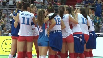 2017-08-02 Final Six World Grand Prix: Zwycięstwo Serbek na otwarcie turnieju
