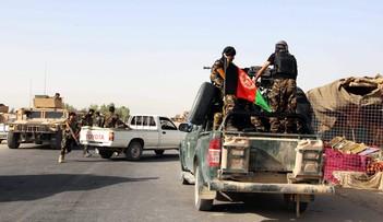 03-10-2016 05:56 Talibowie zaatakowali Kunduz na północy Afganistanu. Siły rządowe odparły atak
