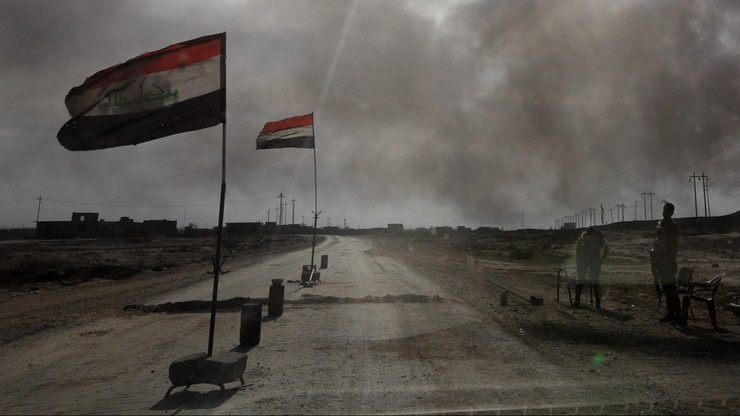 Iracka armia coraz bliżej centrum Mosulu