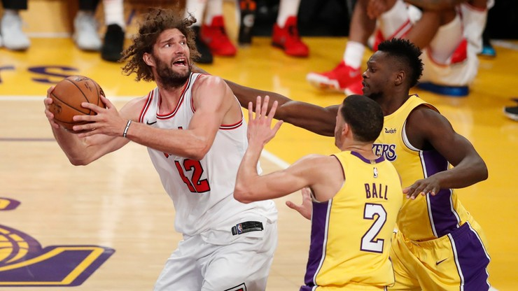NBA: Udana pogoń Los Angeles Lakers
