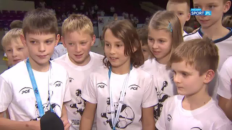 Siódmiak poprowadził największą lekcję WF! Rekord Guinnessa pobity
