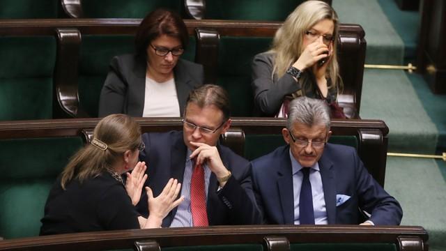 PiS chce, by Sejm zajął się w przyszłym tygodniu projektem nowej ustawy o TK