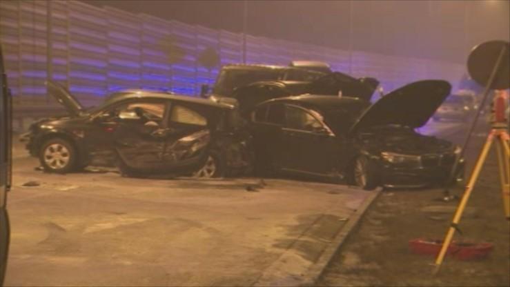 Prokuratura powołała biegłych ws. wypadku z udziałem auta szefa MON