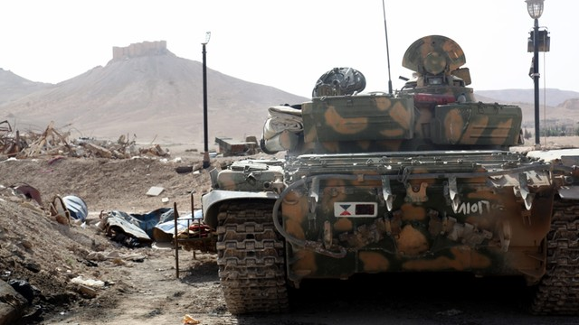 Dżihadyści z IS zamordowali w Palmyrze czołowego archeologa