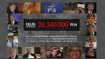 """18-04-2016 11:06 PO liczy """"dług wdzięczności"""" PiS wobec o. Rydzyka. """"To polityczna korupcja"""""""