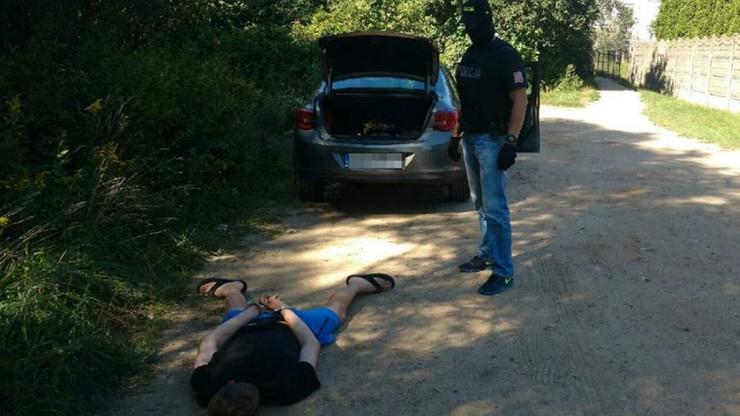 Cztery osoby z zarzutami przemytu narkotyków z Holandii do Polski